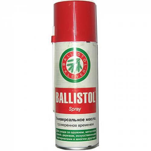 """Масло универсальное ружейное """"Clever Ballistol"""", 200 мл, спрей"""