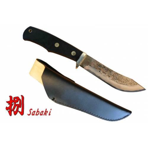 "KB-126 Охотничий нож с фикс. лезвием ""Kanetsune Seki"" Sabaki"