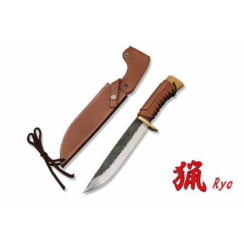 KB-130 Ryo Нож с фиксированным клинком, Kanetsune