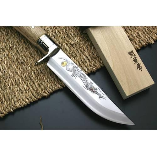 KB-131 Ryu Нож с фиксированным клинком, Kanetsune