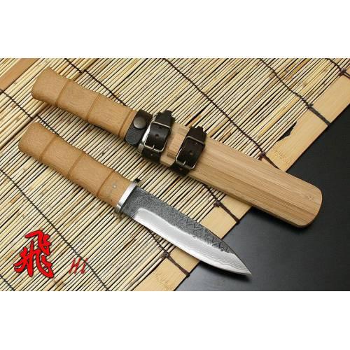 KB-135 Hi Нож с фиксированным клинком, Kanetsune