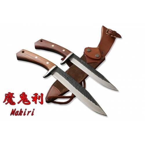 KB-143 Makiri Нож с фиксированным клинком, Kanetsune