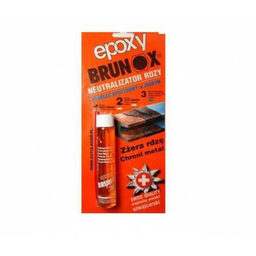 """RDZY Преобразователь ржавчины+грунтовка """"Brunox epoxy"""" 30 ml (жидкость с кисточкой)"""