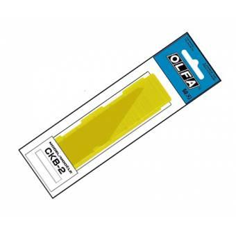 OL CKB-2 Набор лезвий из высокоуглеродистой стали к ножу OL CK-2 2 шт, Olfa