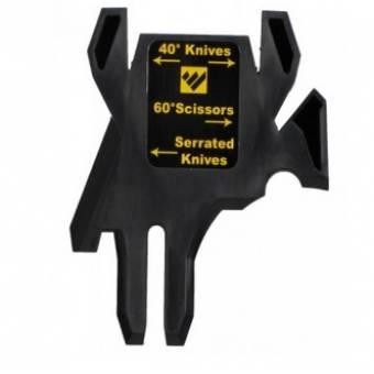 WS SA0002514 Направляющая для ножей 40°