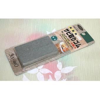 Камень точильный резиновый Suehiro, #60, 65x18x9 мм (ZDG-65)