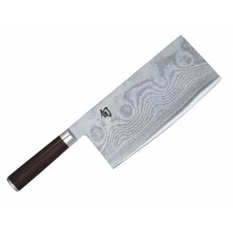 """Нож-топорик кухонный китайский, 180 мм, KAI """"SHUN"""" (DM-0712)"""